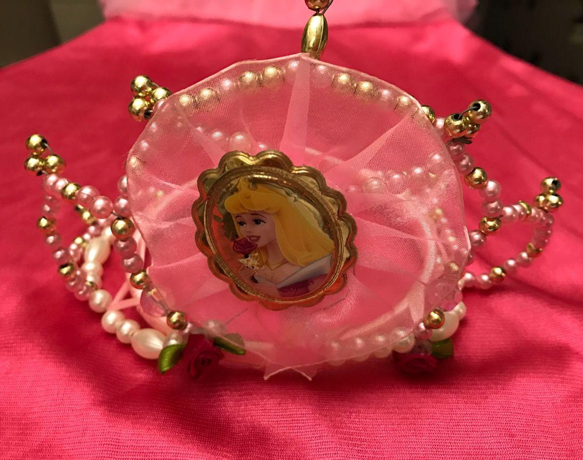 2a4d749d50 tiara princesa aurora bela adormecida disney - outros disney-parks-store