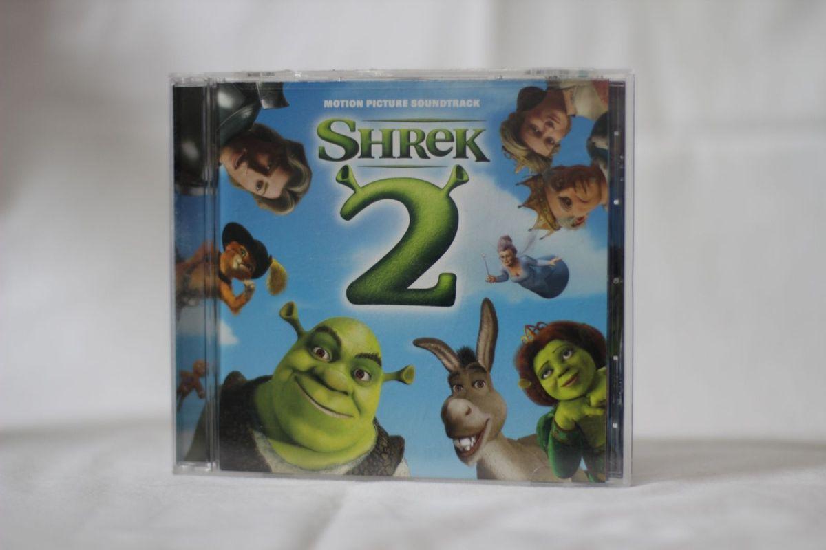 Trilha Sonora do Shrek 2 | Item de Música Usado 31771680