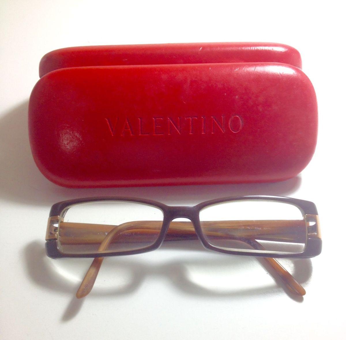 Valentino Mi Amore   Óculos Feminino Valentino Usado 14042360   enjoei 21374c56b1