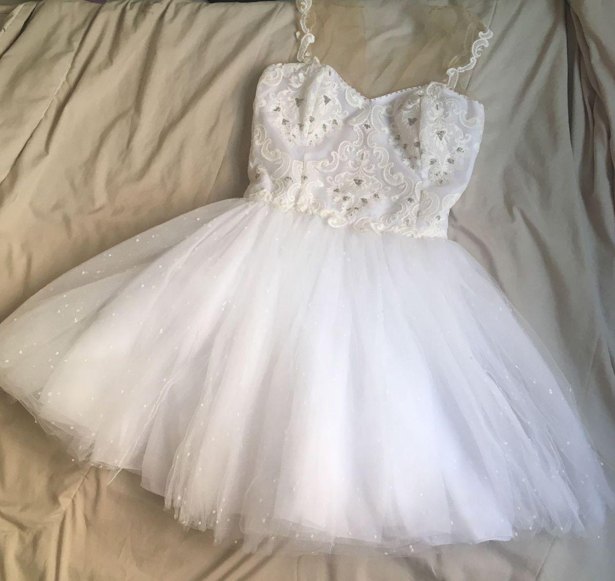 69f5c47e3 Vestido 15 Anos 2 em 1   Vestido de Festa Feminino Usado 27903946 ...