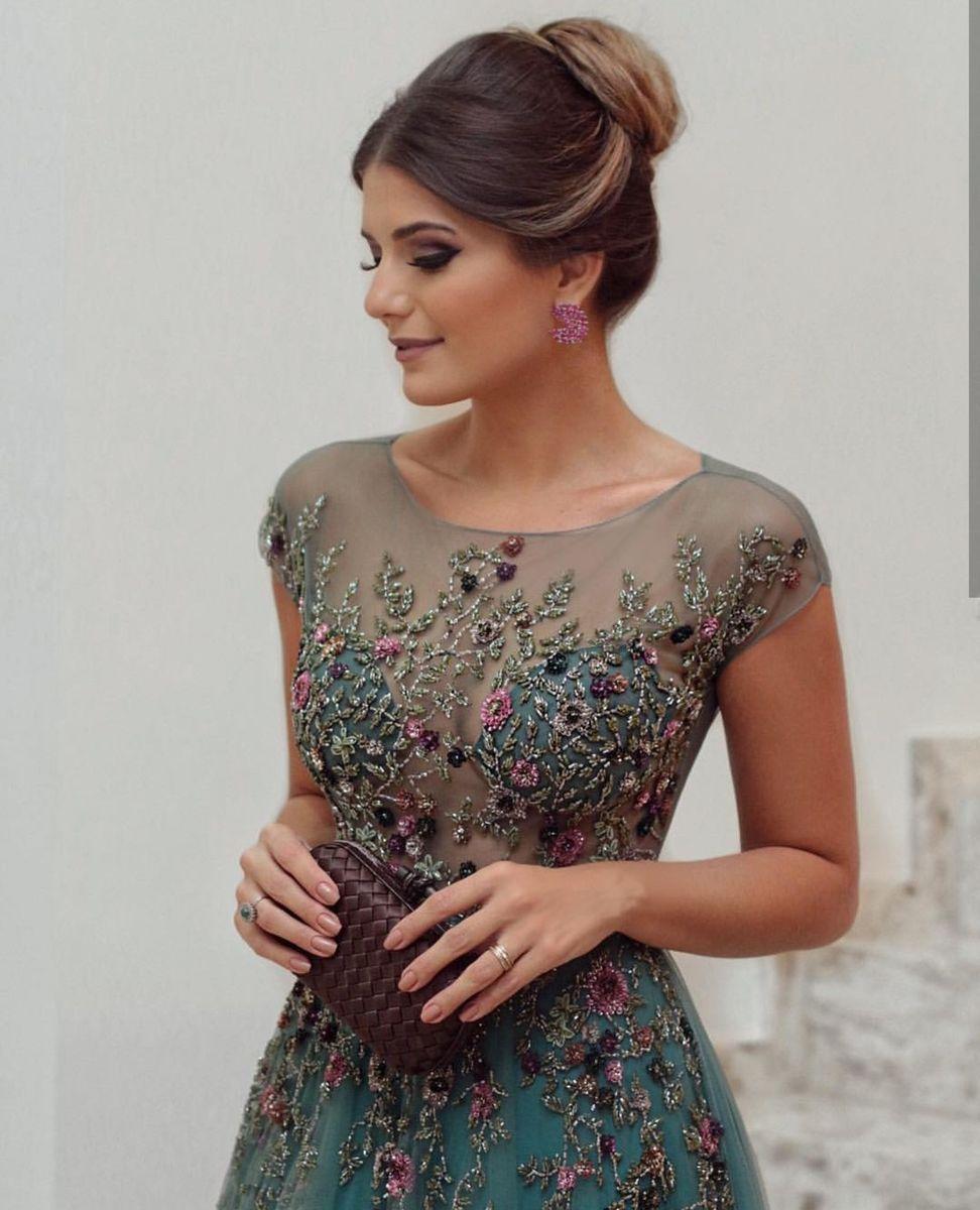 11128ceaa vestido bordado patrícia bonaldi - vestidos de festa patricia-bonaldi