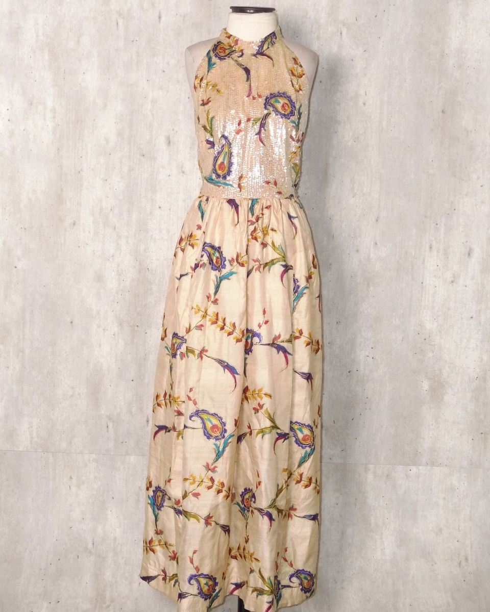 77aac5b9a vestido bordado shantung seda - vestidos de festa sem marca