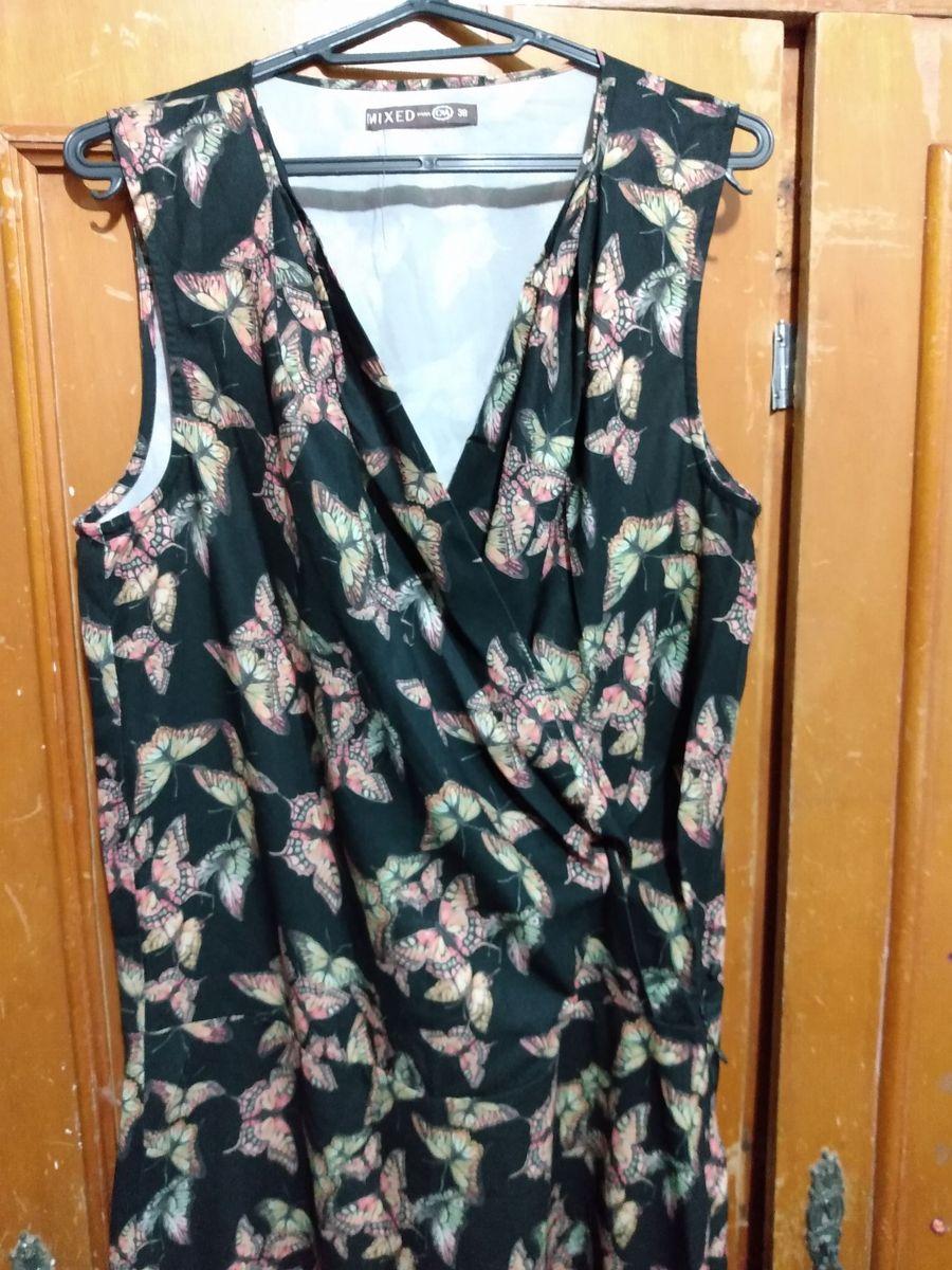 vestido chic - vestidos mixed
