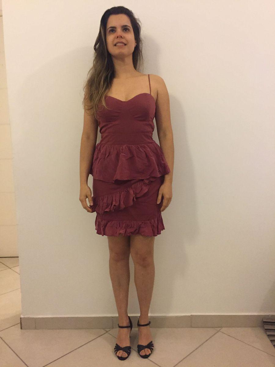 0e5bb4adca Vestido Colcci
