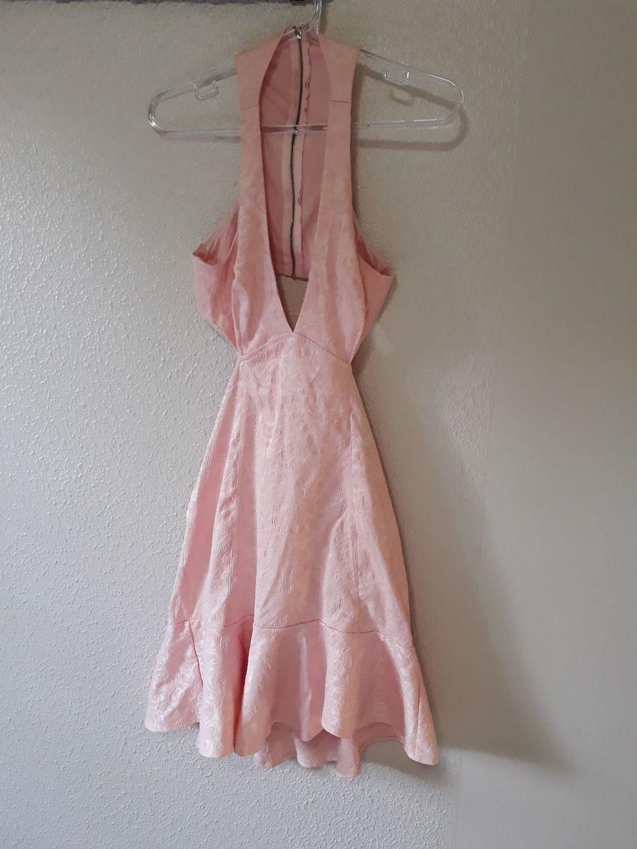 67b2f16ac Vestido Colcci, Rosa Claro, Super Sexy | Vestido Feminino Colcci ...