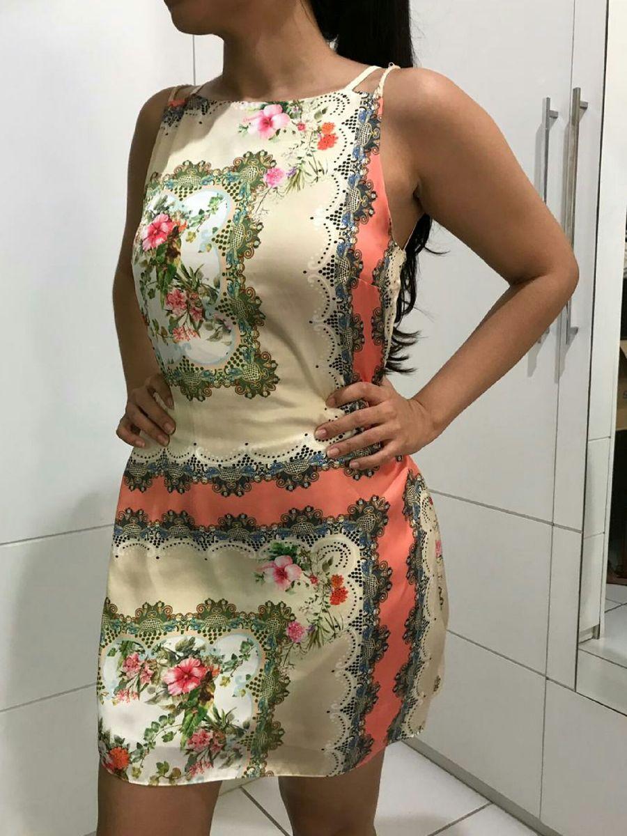 vestido de cetim - vestidos candy