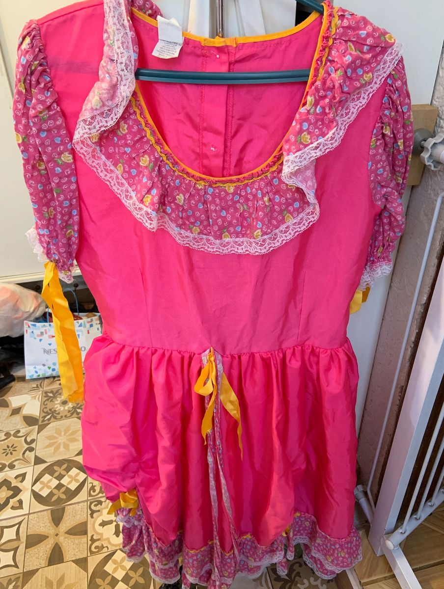 vestido de festa junina - vestidos sem marca