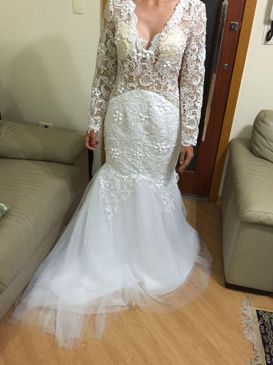 4e70f9738 vestido de noiva berta bridal , importado - vestidos de festa berta bridal