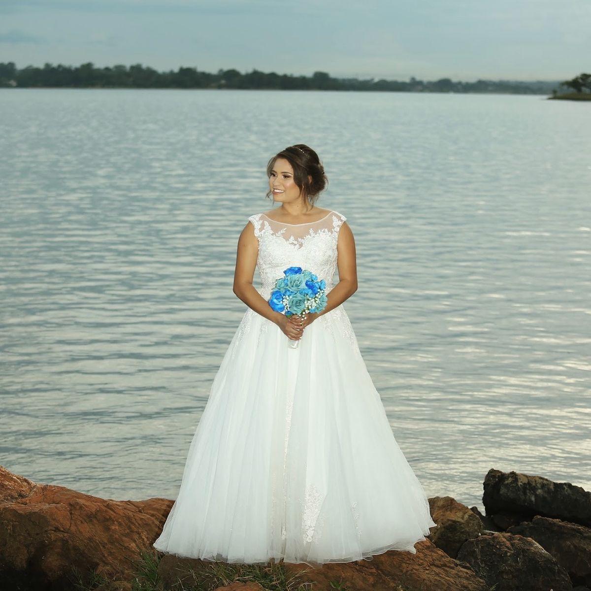 vestido de noiva david s bridal - vestidos david-s-bridal