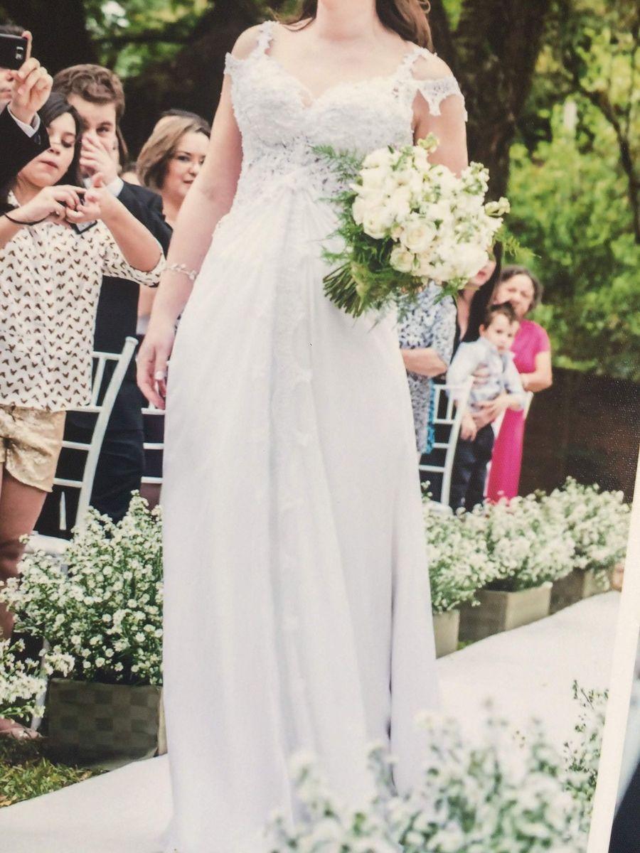 vestido de noiva deslumbrante de seda pura e espartilho estilista: ludy ferreira campinas - vestidos estilista ludy ferreira campinas