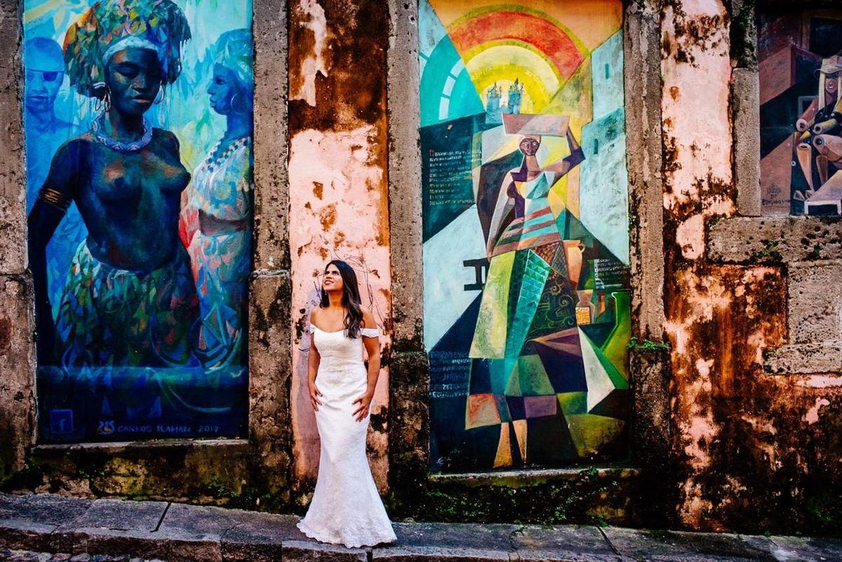 vestido de noiva - vestidos la novia