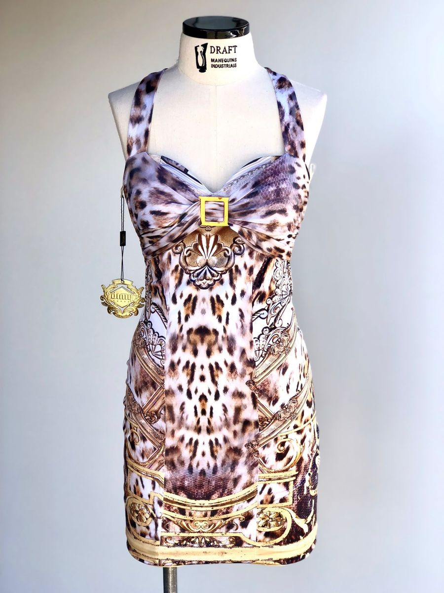 vestido dimy estampado com bojo - vestidos dimy