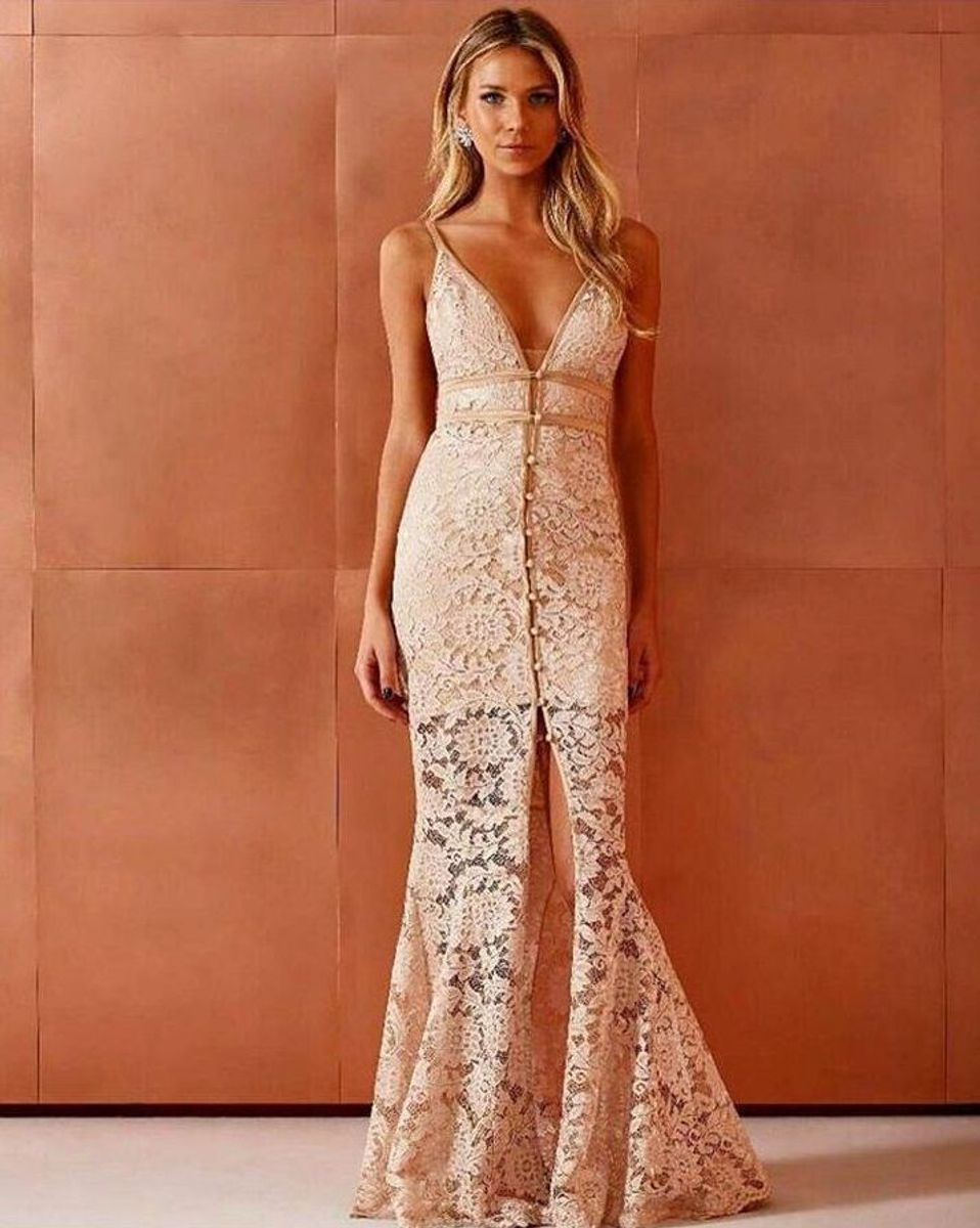 ad0cad611 vestido fabulous agilitá rosé 38 madrinha formanda convidada de casamento -  casamento fabulous agilitá