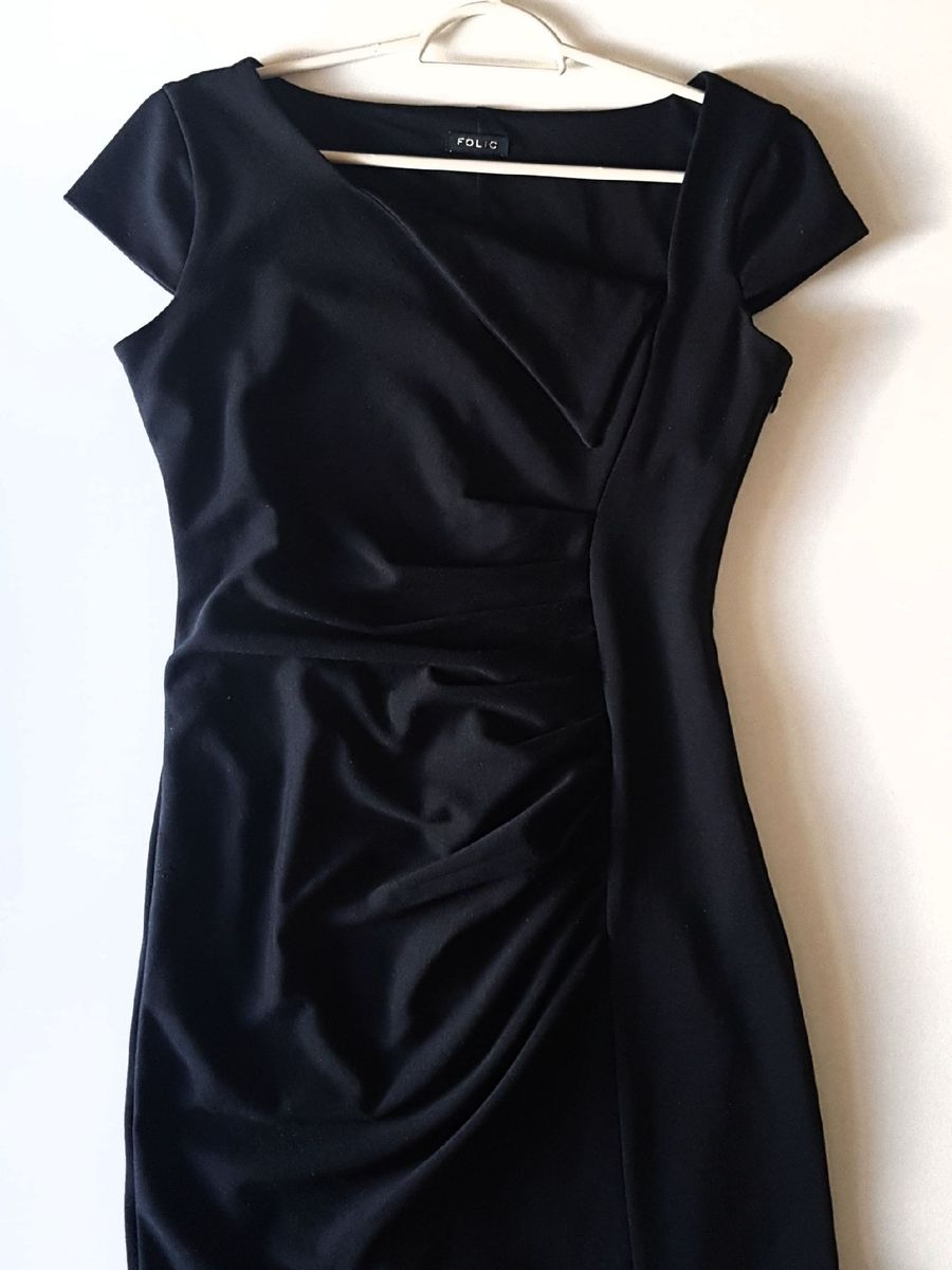 vestido folic elegantérrimo - vestidos folic