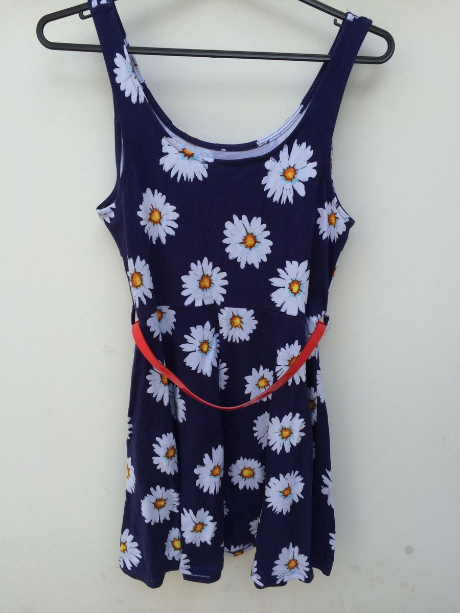 vestido iris margaridas - vestidos iris