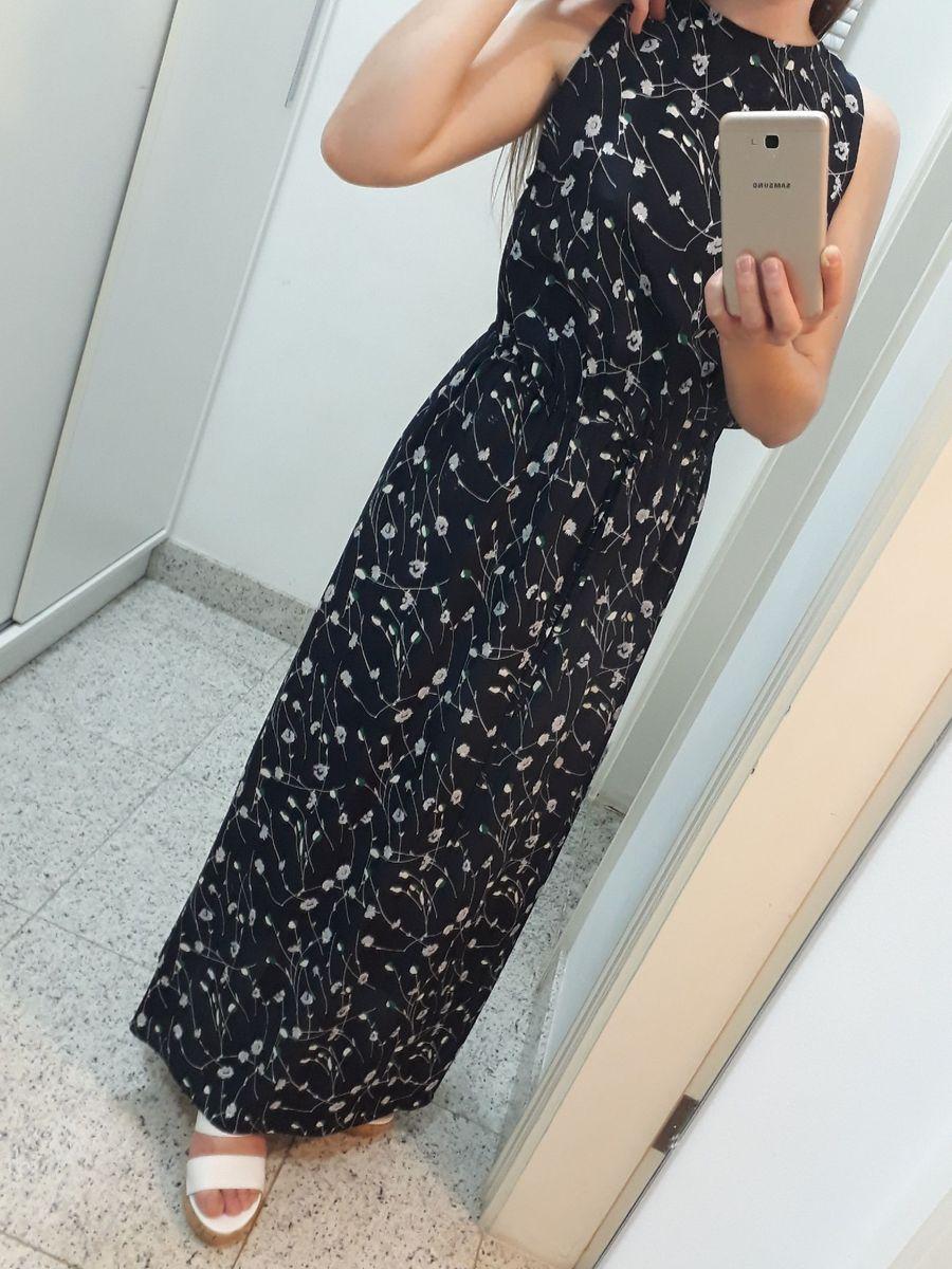 vestido longo - vestidos ralph-lauren-europe-sarl
