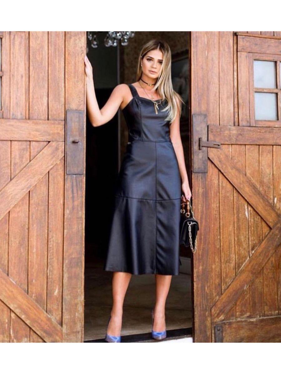 5e01c82077 vestido midi couro eco - vestidos dress in com.  Czm6ly9wag90b3muzw5qb2vplmnvbs5ici9wcm9kdwn0cy80ntizodg0l2zjymrizgnizdlmzdc2mdi0zja4yjkwogm1ywnlotfllmpwzw