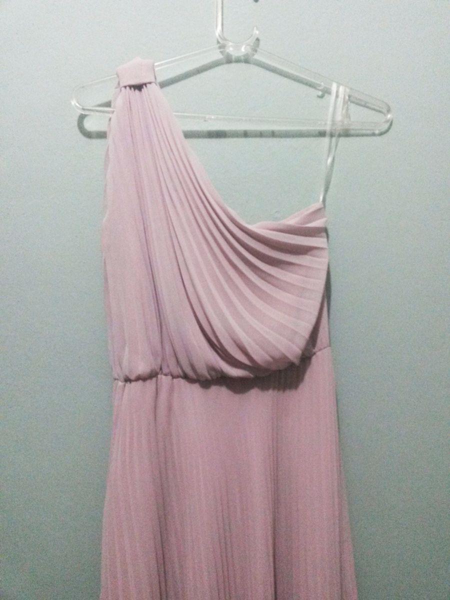 vestido nude - vestidos de festa sem-marca