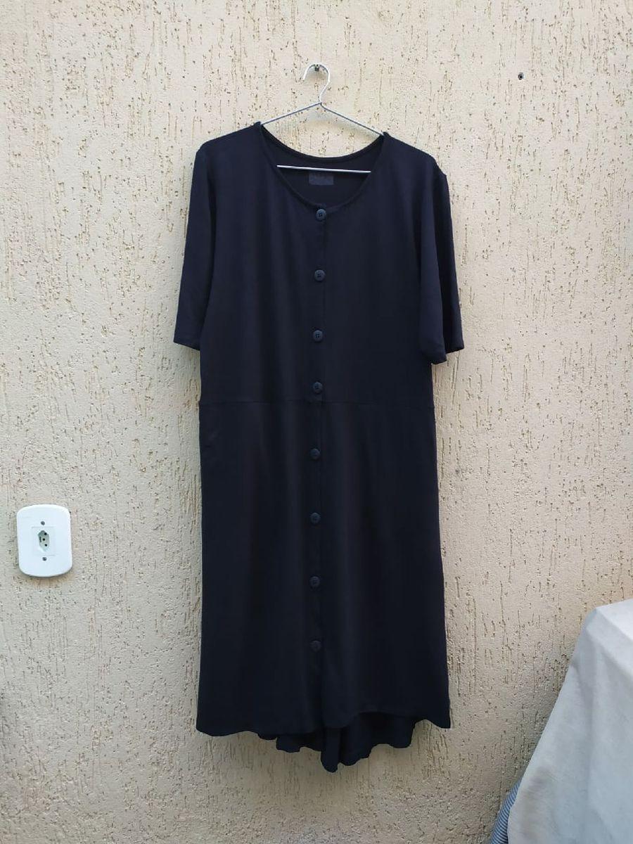 vestido preto - vestidos sem marca
