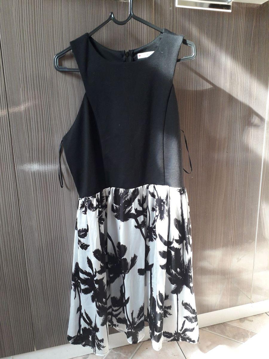 vestido rodado coqueiros - vestidos opção