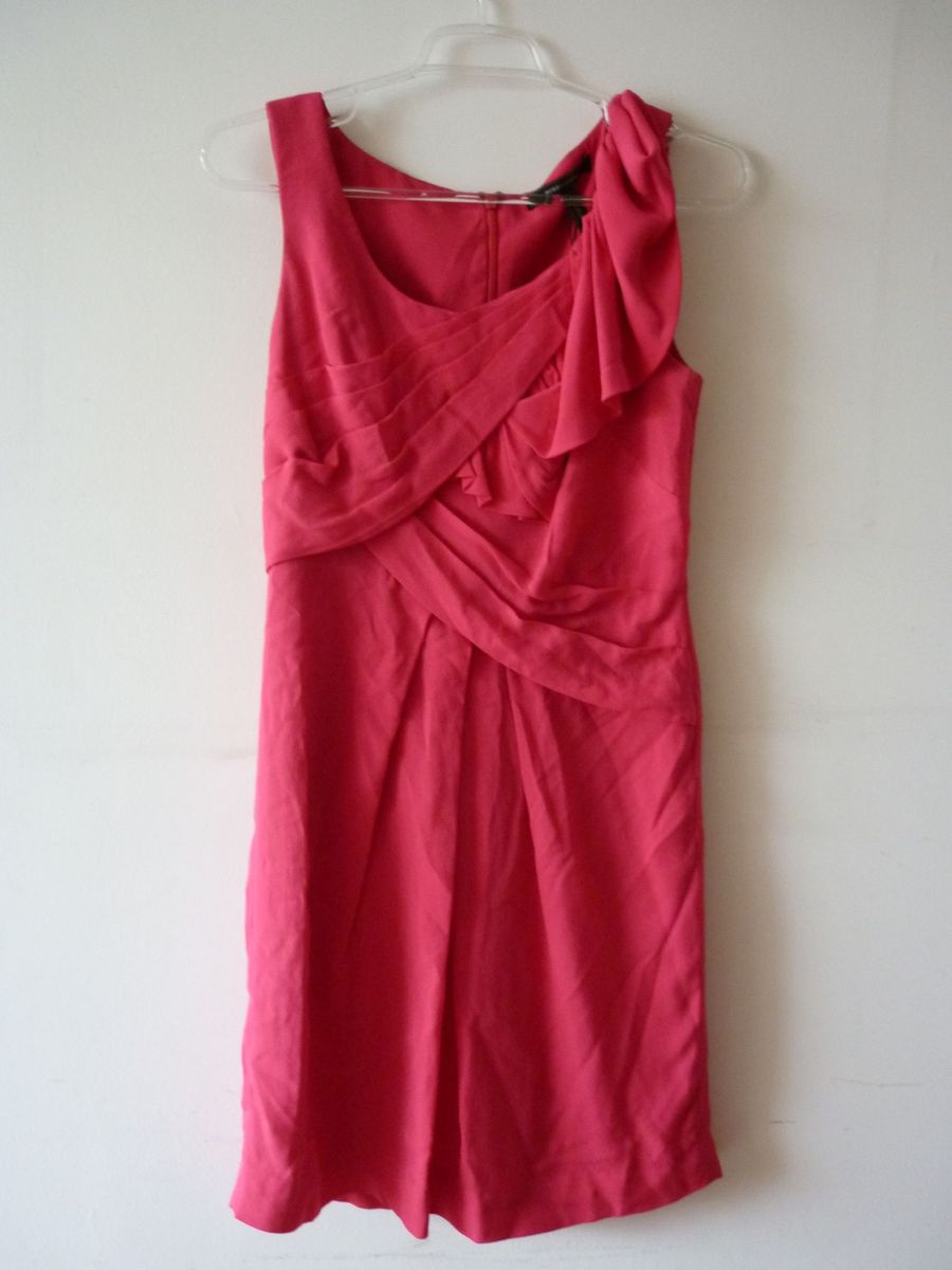 c01691d050 vestido rosa bcbg max azria - vestidos de festa bcbg max azria