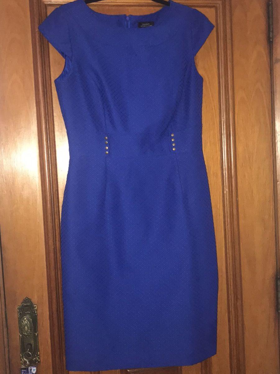 vestido royal - vestidos atur-s-levine