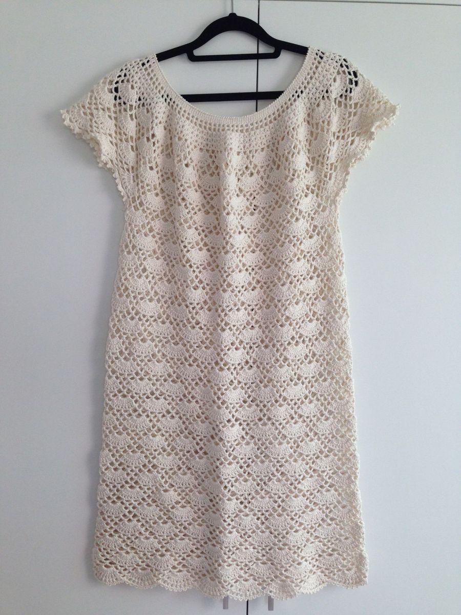987f5808709e vestido/saida de praia crochê - vestidos sem marca.  Czm6ly9wag90b3muzw5qb2vplmnvbs5ici9wcm9kdwn0cy80njkznjmvmgm3yzkxm2i0m2nhmtqzmtqyyza2ntaymmq0mjuznweuanbn