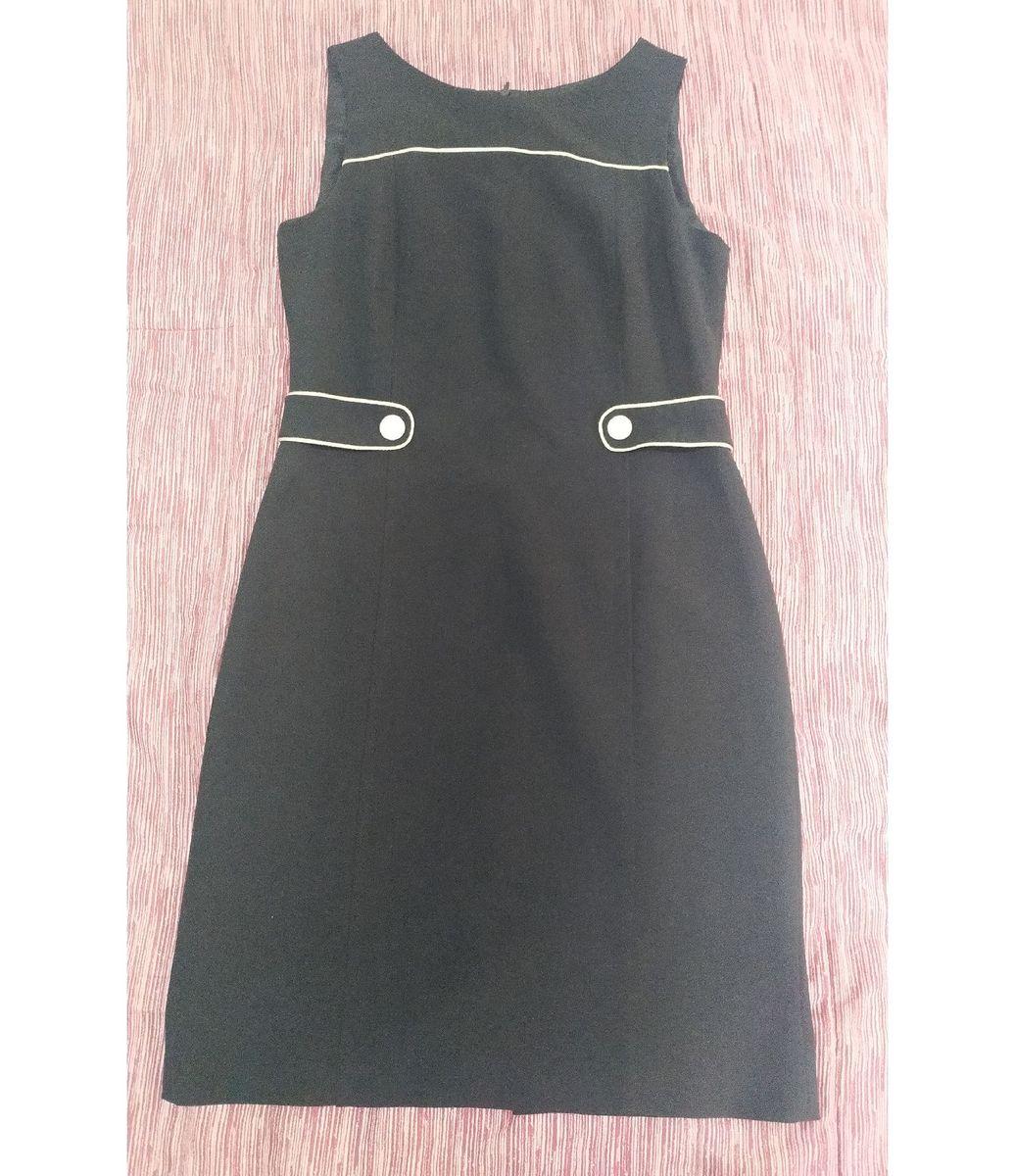 vestido social tubinho - vestidos sem marca