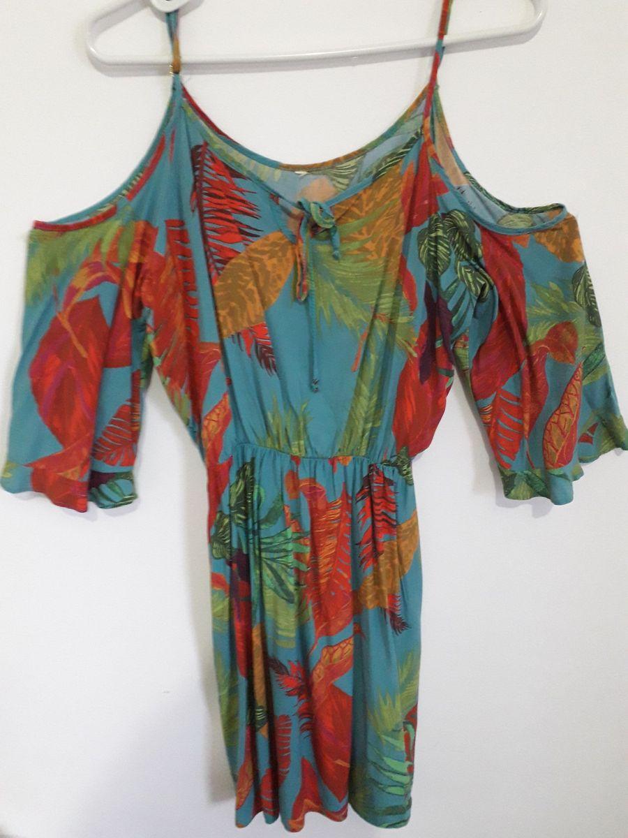 vestido tropicalia - vestidos sem marca