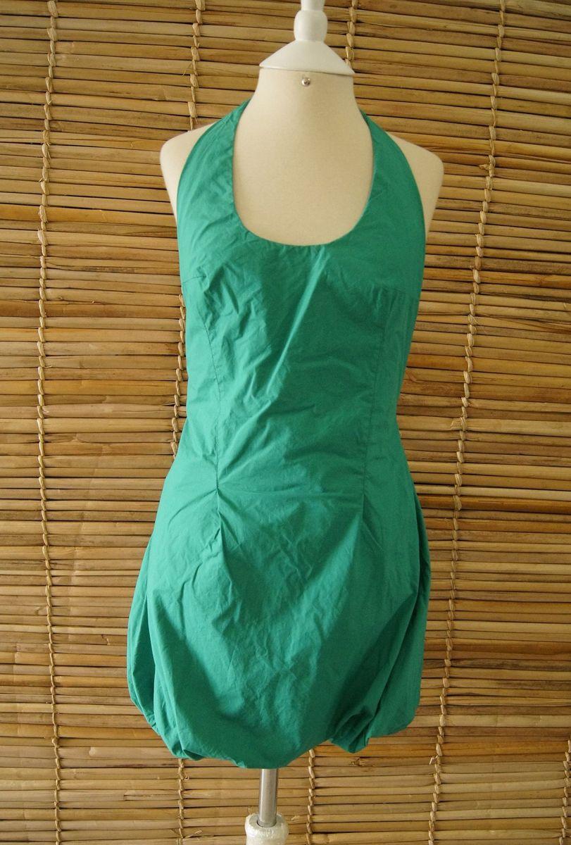 vestido verde - vestidos planet girls