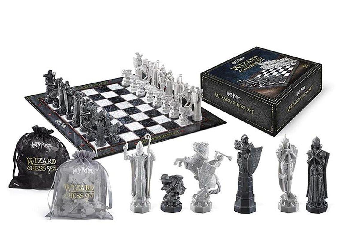 xadrez harry potter - edição de luxo pronta entrega - tabuleiro harry-potter